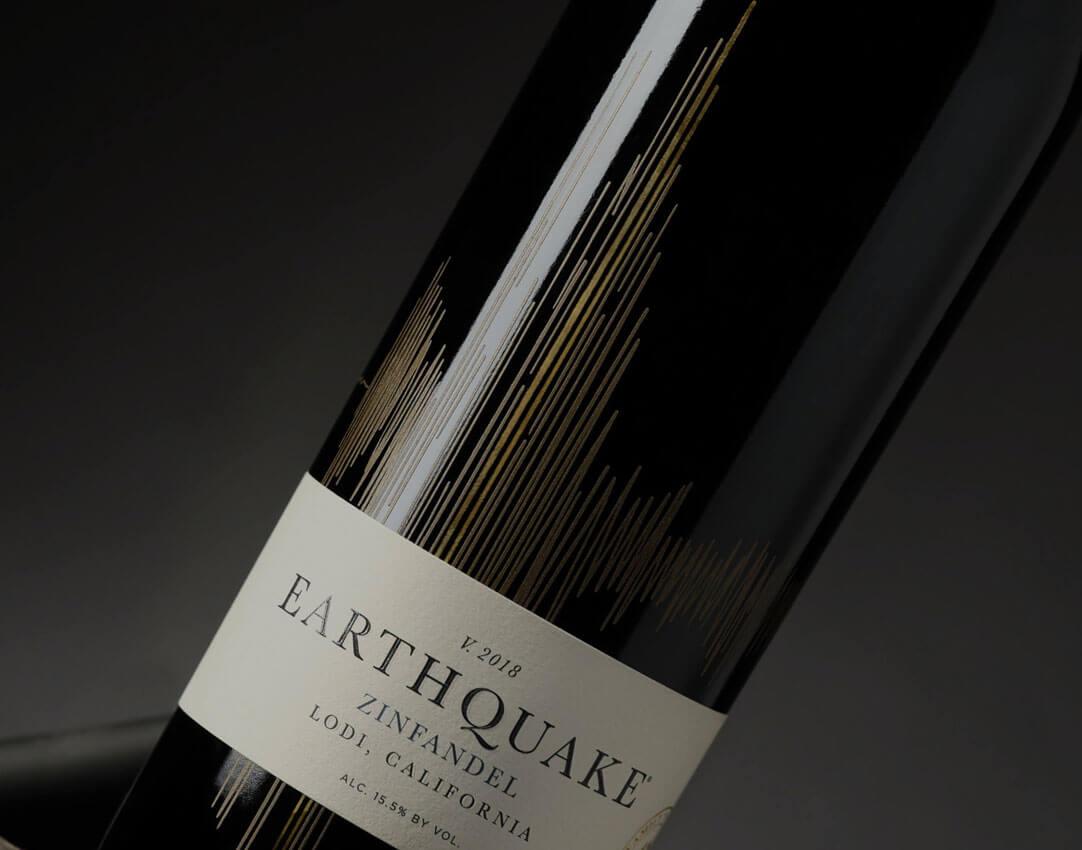 Earthquake Wine