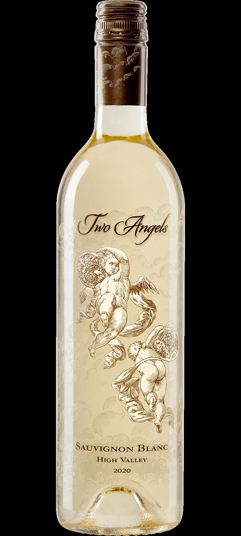 two angels bottle shot